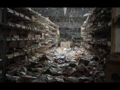 Abandoned: inside fukushima nuclear disaster, more amazing radiation from 3 reactor you must watch.